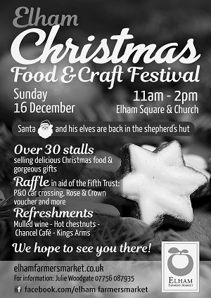 Christmas Food & Craft Festival